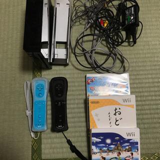 任天堂Wii +αソフト3本