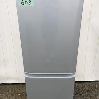 608番 MITSUBISHI✨ ノンフロン冷凍冷蔵庫❄️MR-P...