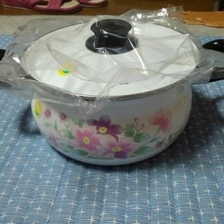 未使用 鍋