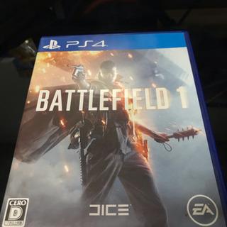 [PS4]bf1売ります