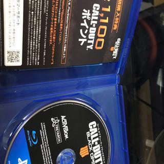 [PS4]bo4 ※codポイント付き