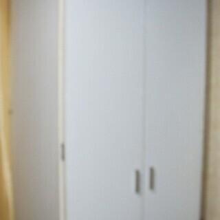 クローゼット 白 60cm