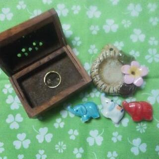 香立5個(木箱、ぞうさん、お花)