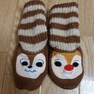 ベビー ニット靴下①