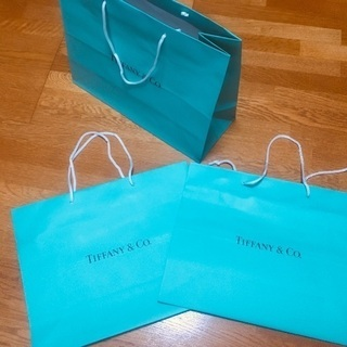 TIFFANY ティファニー ショップ ブランド袋