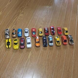 トミカなどミニカー41台