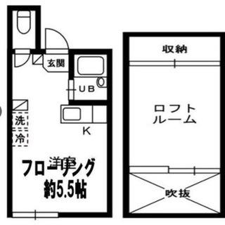 八幡山駅 ★礼金敷金なし★即入居