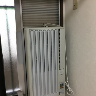 ウインドエアコン ルームエアコン 窓用エアコン コイズミ