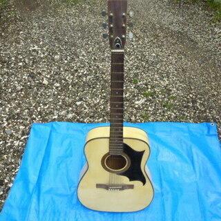 アコースティックギター メーカー不明