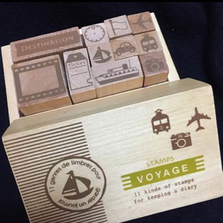 STAMPS VOYAGE スタンプセット