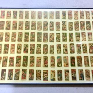 昭和 レトロ ビンテージ カード メンコ