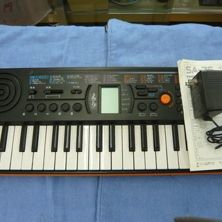 カシオ SA-76 ミニキーボード 44鍵盤 キーボード CAS...