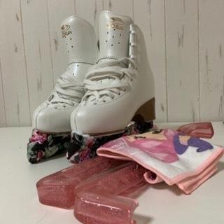 「交渉あり」EDEA -コーラス フィギュアスケート靴 セット2...