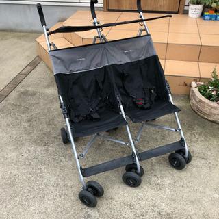 2人乗り用ベビーカー KATOJI(カトージ) 双子 年子 バギー