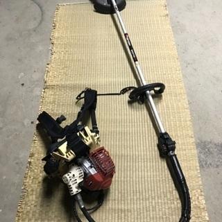 ゼノア 背負式刈払機 草刈機 くるくるカッター BK2750H b
