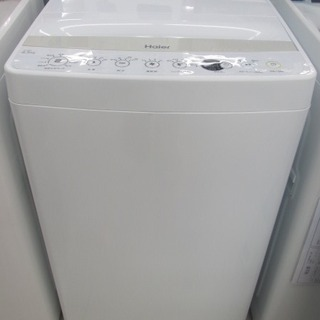 Haier JW-C45BE 2018年製 洗濯機 中古 4.5k...