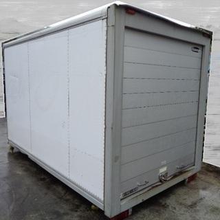 トラックコンテナ 箱 シャッター 3260x1870x2030  ...