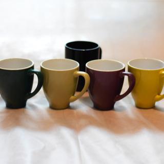 【IKEA】マグカップ 4個セット おまけ付き