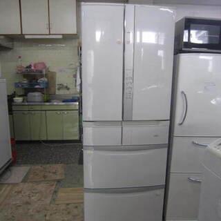 日立 R-SF48ZM 475L冷蔵庫 2010年製持ち帰り特価!