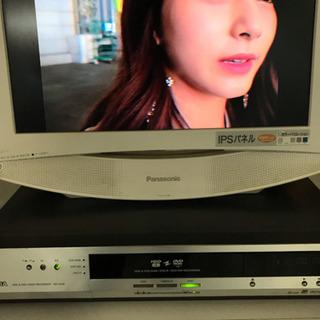 東芝RD-XS46 250GB HDD搭載DVDレコーダー