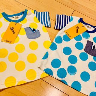 La Chiave  半袖Tシャツ  ( 2セット )