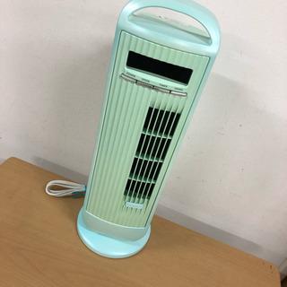 格安!! アピックス ミニタワーファン 扇風機 かわいいブルー ...