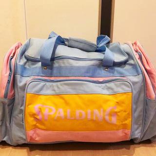 SPALDING スポーツバッグ/ボストンバッグ