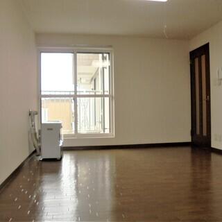 【白石区2LDK】残り1部屋角部屋です!初期費用 火災保険料のみで...