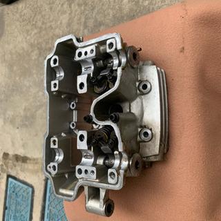 ホンダ V型エンジン(MC15E) 後部エンジンヘッド VTR2...