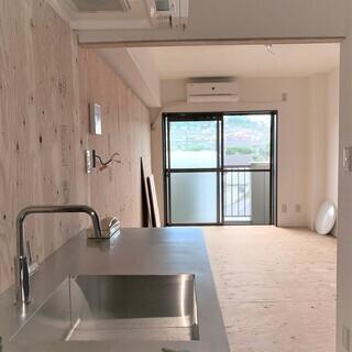 【アトリエ・工房】DIYで改装・設置・塗装などOK!事務所兼住居と...