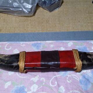 闘牛の角(飾り物)
