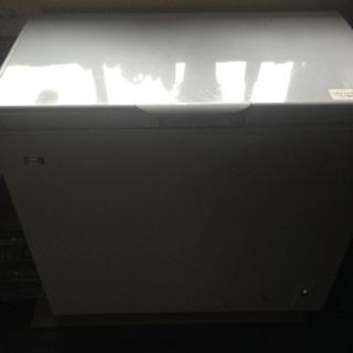 ハイアール冷凍ストッカー205L