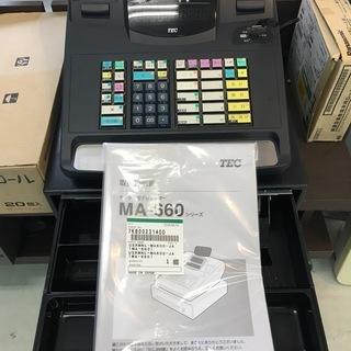 東芝テック レジスター MA-660軽減税率対応