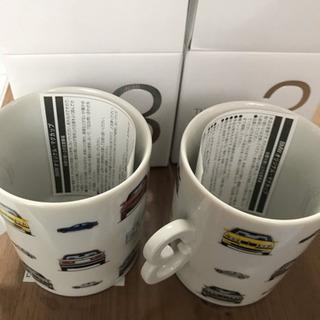 【新品未使用】BMW 3シリーズ マグカップ 2個