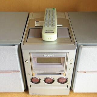 ☆ソニー SONY CMT-M100 HCD-M10 CD・MD...
