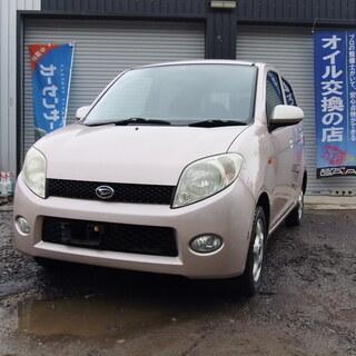 ダイハツ MAX 4WD AT 2年車検付 7.4万Km 平成1...