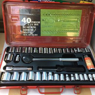 ソケットレンチ セット 40piece