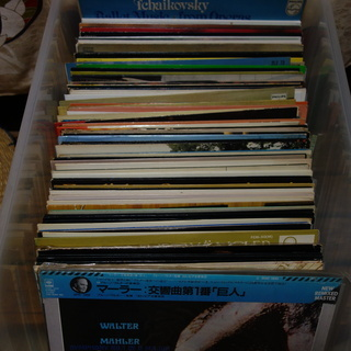 【新入荷】お宝発掘!1枚200円 クラシック レコード 30枚な...