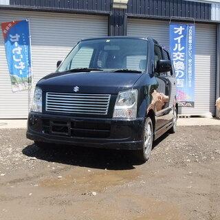 スズキ ワゴンR 4WD  AT ターボ 2年車検付 6.5万K...