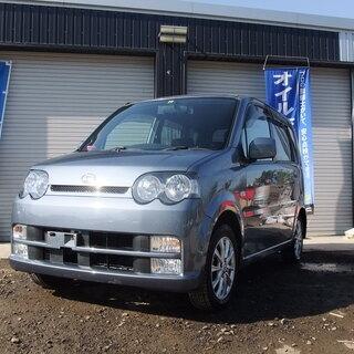 ダイハツ ムーブ カスタムX 4WD AT 2年車検付 平成18...