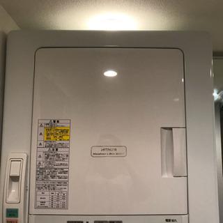 衣類乾燥機(DE-N55FX W)Hitachi