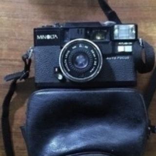 【レア】カメラ HI-MATIC AF-D