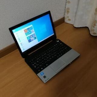 Windows10 タッチパネル SSD TOSHIBA ノー...