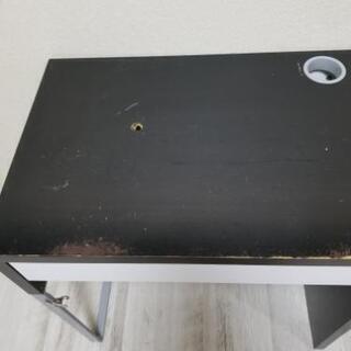 《ジャンク品》IKEA ミッケデスク