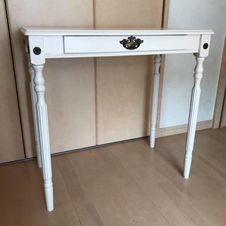 used  DIY ペイント ドレッサー テーブル デスク
