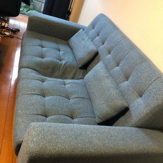 2人用のソファ