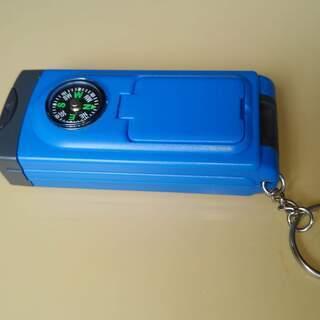 携帯用 双眼鏡/方位磁石/反射鏡