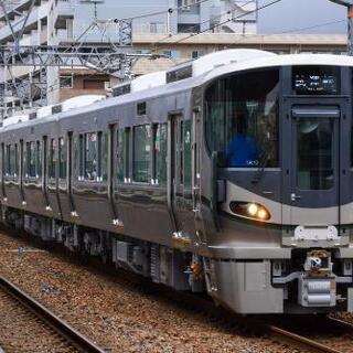 鉄道写真 JR西日本 227系1000番台 SR11+SR12編...