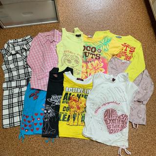 サイズ120★女の子お洋服10枚セット