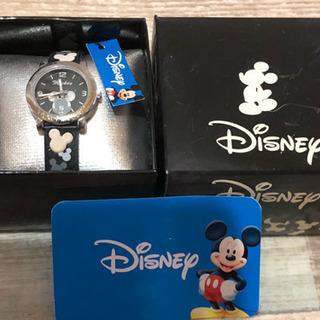 ディズニーミッキーの腕時計(新品)ご希望頂いた方皆様にご返信でき...